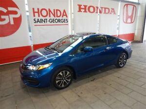 2015 Honda Civic EX SEULEMENT 33000 Km TOIT OUVRANT A VOIR !!