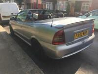 Vauxhall Astra Bertone Convertible 1.6 16v Long MOT