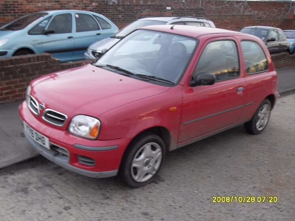 Cheap Nissan Micra Cars For Sale