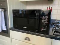 Samsung Solo Black Microwave Oven - MS23H3125AK