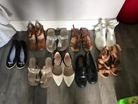 Women's shoes size 4 and 5
