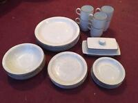 Poole Pottery Table Set