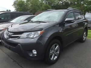 2015 Toyota RAV4 XLE+LEATHER!