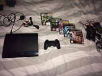 PlayStation 3 + 7 games