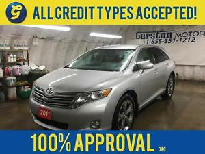 2011 Toyota Venza LEATHER*KEYLESS ENTRY*POWER WINDOWS/LOCKS/HEAT