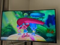 Sony 55' KD-55S8005C S80 Curved screen 4K Ultra HD with Android TV, 4K