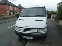 2006 IVECO DAILY 29L10 MOBILE WORKSHOP MECHANIC EXTRA SECURITY