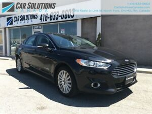 2014 Ford Fusion SE Hybrid - LEATHER