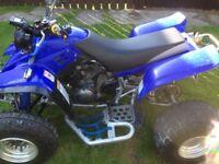 Yamaha quad warrior 350