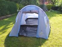 2 Person Tunnel Tent - Mountain Life Hyperion 2