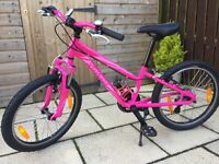 Girls 20 inch specialized bike