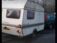 Caravan good condition