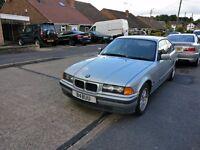 BMW E36 316i 1996 reg