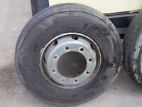 Iveco Euro Cargo wheels and tyres