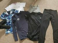 clothing for the gym