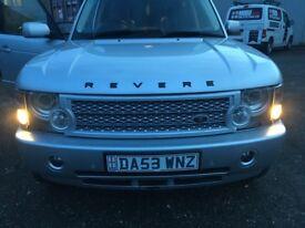 Land Rover Range Rover Autobiography Revere 4.4v8