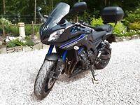 Yamaha Fazer 8 ABS Sports Tourer