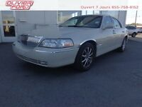 Lincoln Town Car designer series 2007