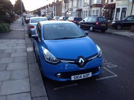 Renault Clio- Full Service History- Blue- Manual- Sat nav- Bluetooth- New in stock