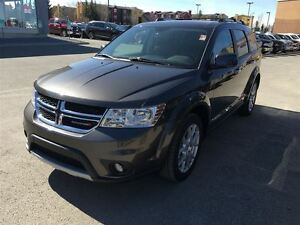 2017 Dodge Journey GT-LEATHER HEATED SEATS, DVD