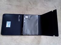 Snopake a4 showcase presentation folder. £5.