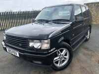 2000 X LANDROVER RANGE ROVER 4.6 VS AUTOMATIC VOUGE - *FEB 2019 M.O.T* - FULL CREAM LEATHER INTERIOR
