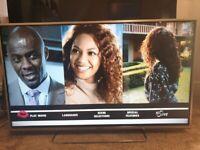 Panasonic 42 Inch Full 1080p HD Smart 3D TV With Freeview / FreeSat HD (Model TX-42AS740)!!!