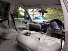 Mercedez e220 cdi automatic