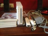 Wii console SOLD SORRY