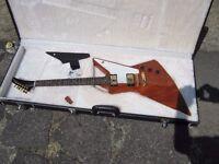 Gibson Explorer Guitar in Natural 2011