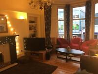 Furnished Double Room in Shared Flat in Shawlands