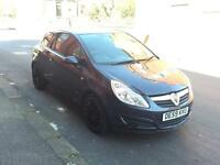 Vauxhall Corsa D 2009/59 Model 11 Month MOT