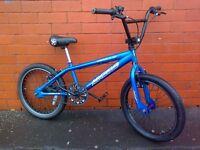 Apollo Jump BMX bike - good brakes !