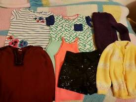 Girls 6-7 clothes bundle
