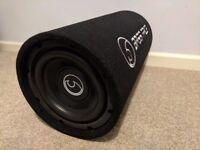 Bass Face BASS8.1 800W 8 inch High Power Passive Bass Tube Car Subwoofer