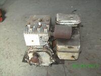 LAWN MOWER ENGINE BRIGGS & STRATTON