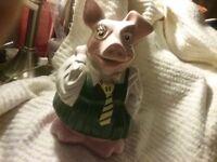 Original Wade Natwest Piggy Bank