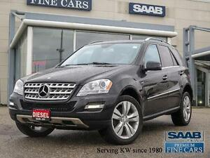 2011 Mercedes-Benz ML350 BlueTec NAVI/BACK-UP CAMERA/MOONROOF