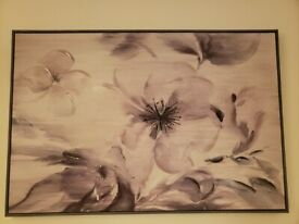 Painting - canvas - wall art - frame