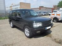 RANGE ROVER P38 4.6 HSE AUTOMATIC WITH A LONG MOT