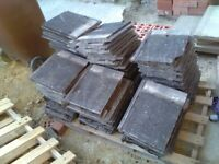 Roof tiles approx 90