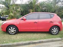 2011 crdi as Hyundai i30 Hatchback turbo disiel 4 spd automatic Varsity Lakes Gold Coast South Preview