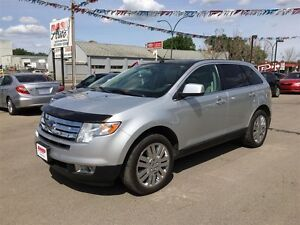 2010 Ford Edge Limited AWD SUNROOF