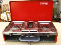 Vintage Tilly Talisman mark 6 Portable Gas Camping Stove