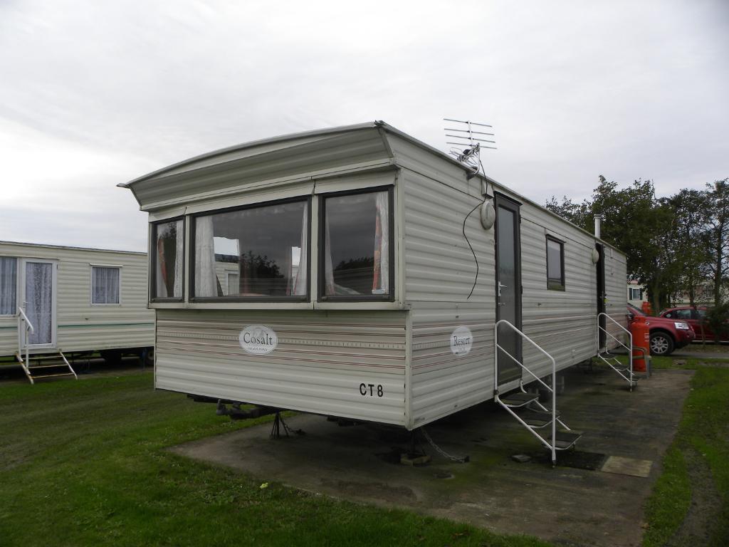 New Caravans For Sale In Hornsea  Flower Of May