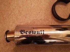 Mint Condition Beowulf Exhaust for Suzuki Bandit 600