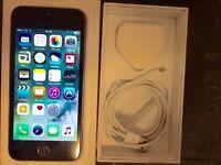 Iphone 5s 16gb Black and Grey Boxed EE/Orange Sim Locked