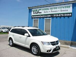2012 Dodge Journey Crew 3.6L V6; Touch screen, Alloys & MORE