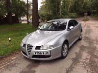 2006 Alfa Romeo GT 1,9 litre diesel 3dr 2 owners