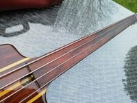 Warwick Nobby Meidel Fretless Bass Guitar